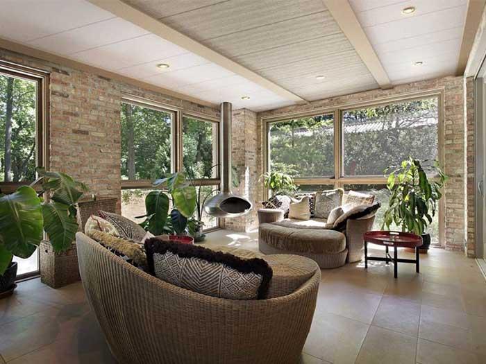 Resort Style Ceiling - SCG Smartboard - SCG Smartwood