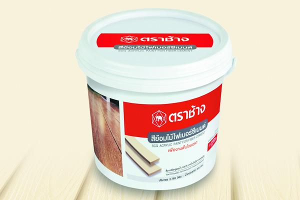 SCG Wood Substitute Paint
