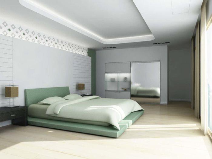 Gypsum ceiling decoration idea