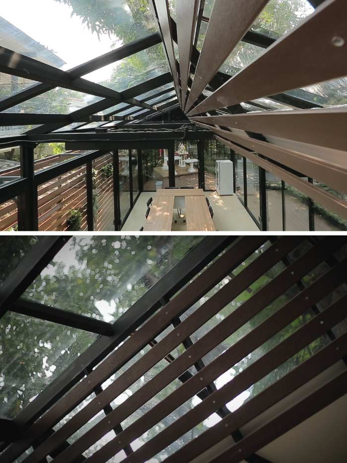 SCG Decorative wood substitute - SCG Smartwood - Ceiling Decorative - Natural Look