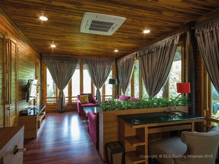 Wood Ceiling idea - SCG