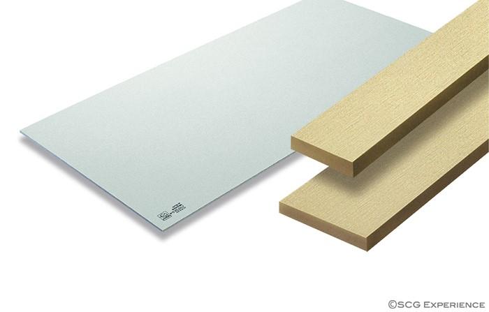 Fiber cement floor - SCG smartboard