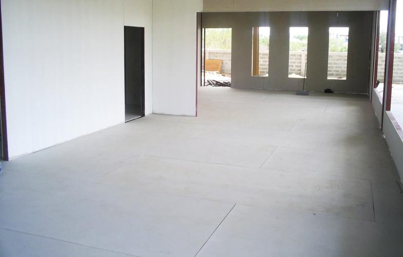 SCG Fiber Cement board for floor