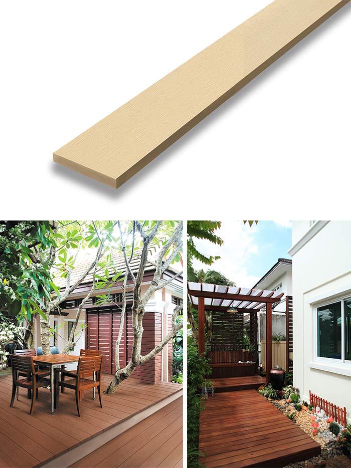 SCG Wood Plank Application