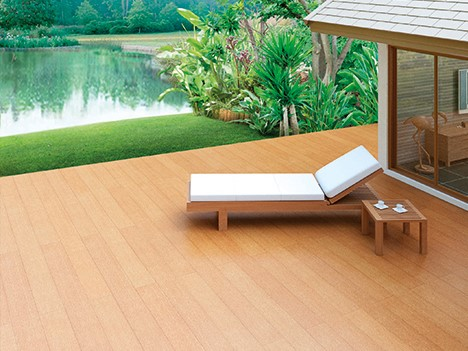 Smartwood Floor Plank - SCG wood substitute floor