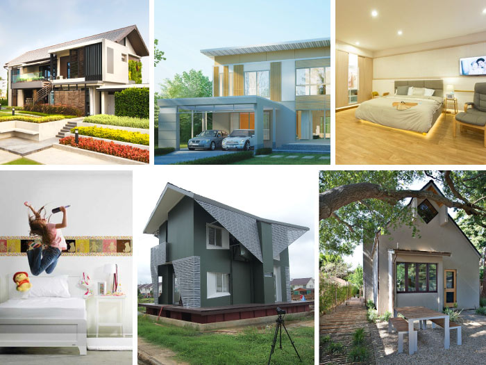 Housing concept in each life style