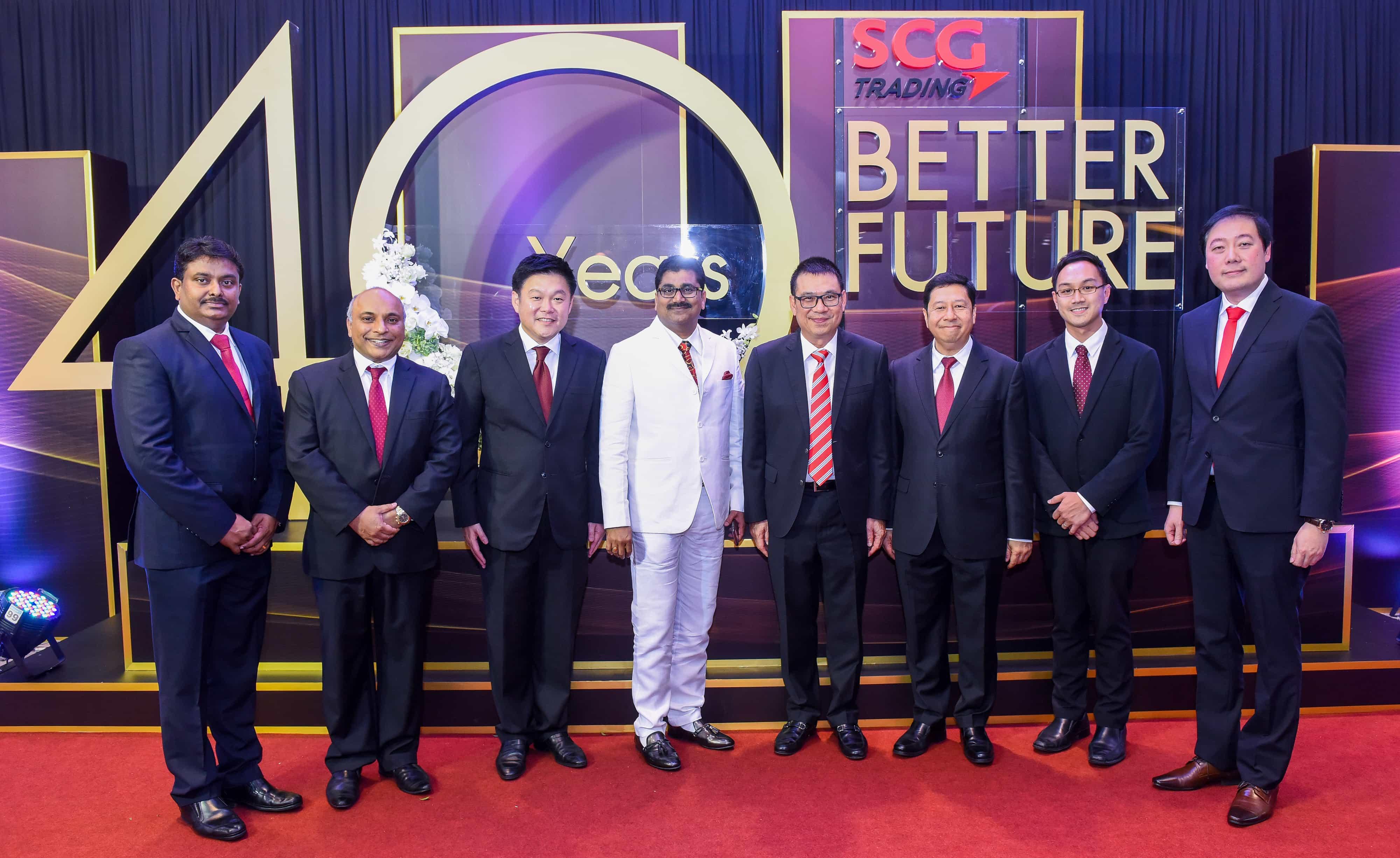 SCG customer come in SCG international event 18