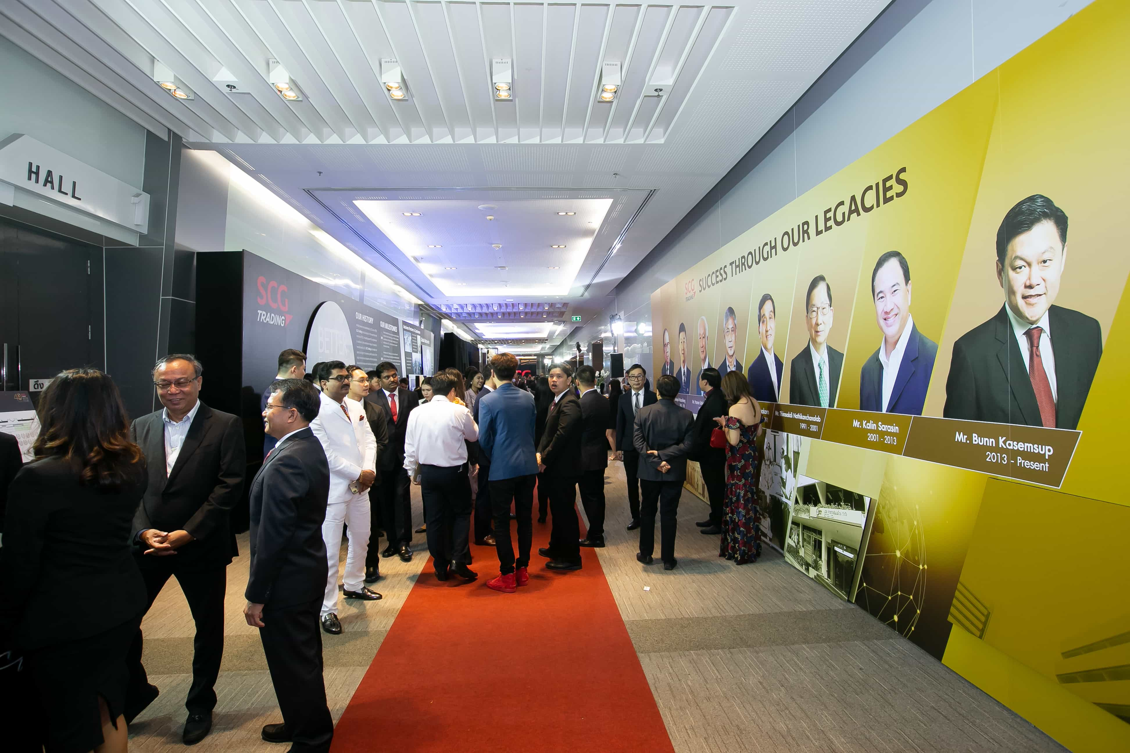 SCG trading rebranding to SCG International Corporation