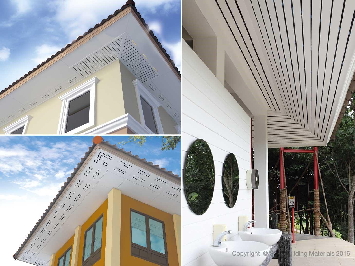 SCG Fiber Cement Board Ventilation Series Site reference