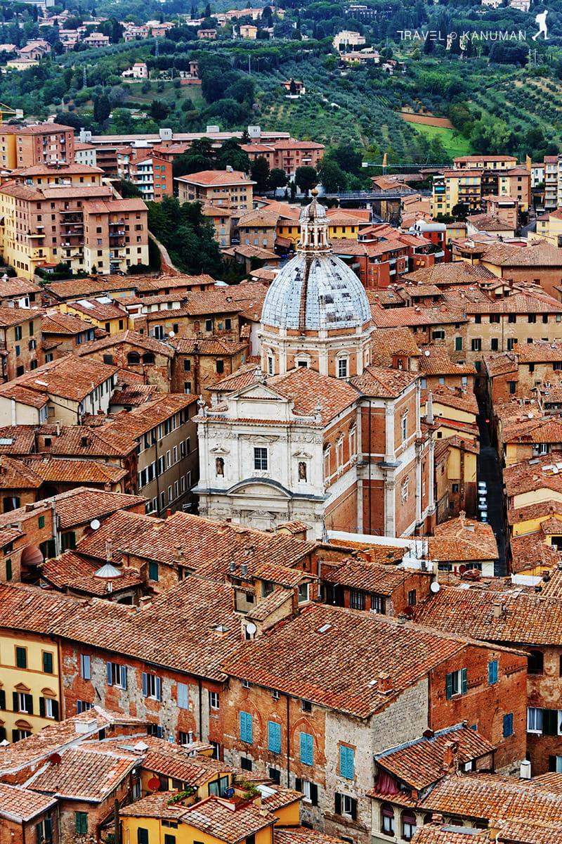 Best Italian Architecture city
