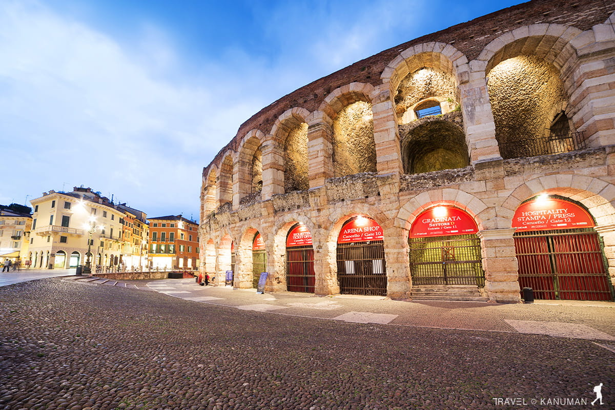 Best Italy Landmark Architecture