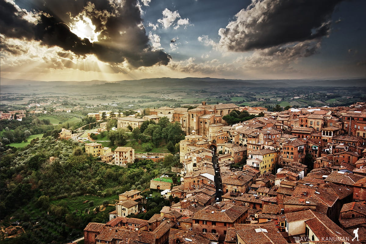 Recommend city for architect in Italy