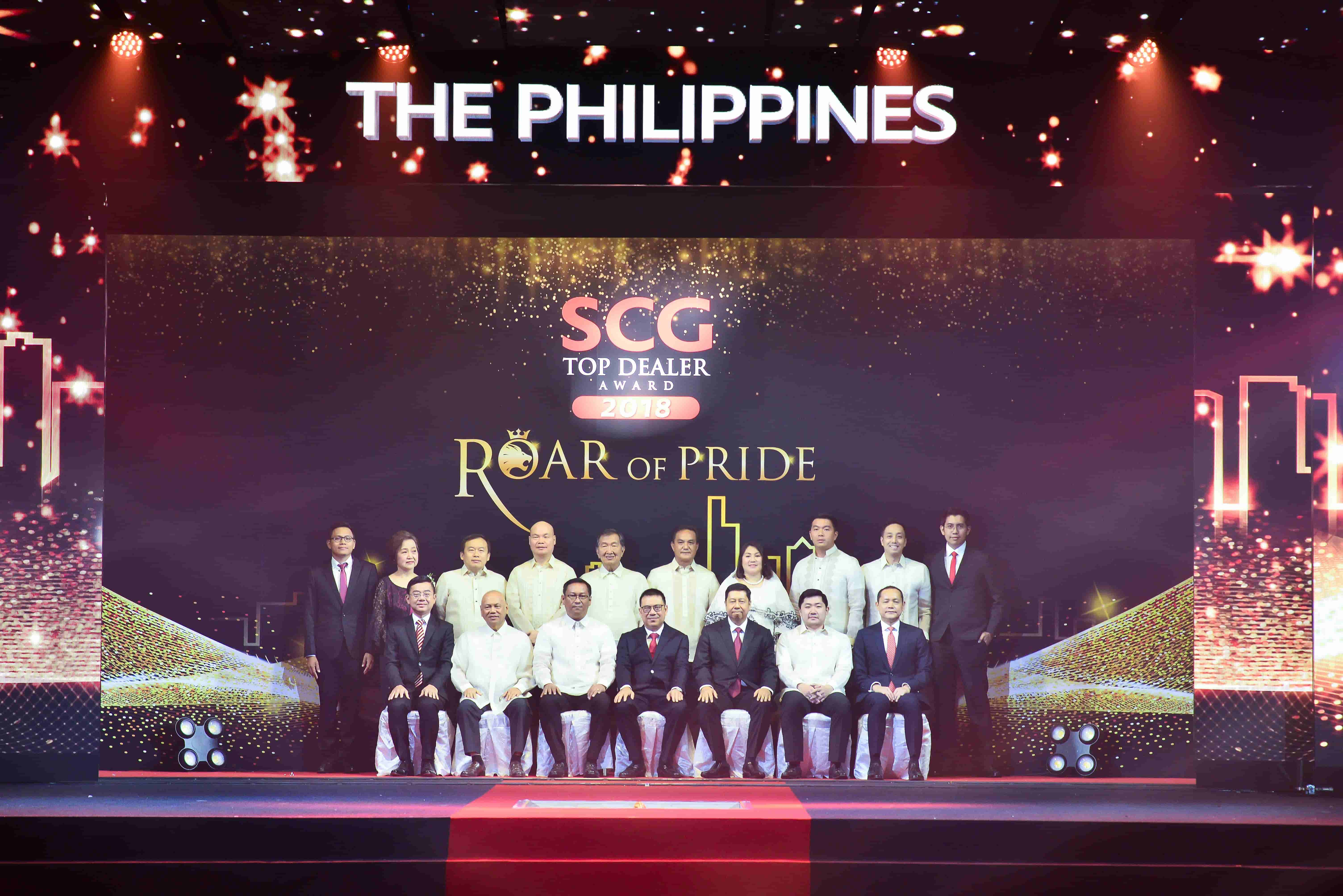 SCG Top Dealer in philippines