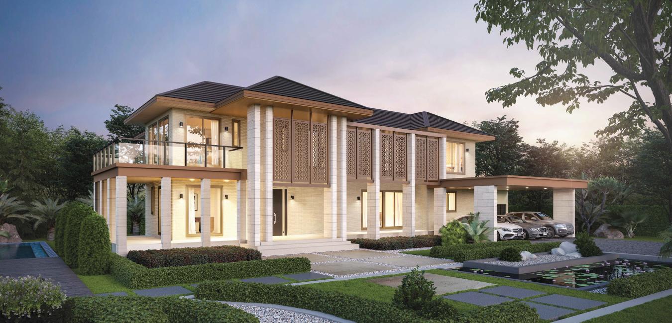 Comfortable Luxury House Guideline 4