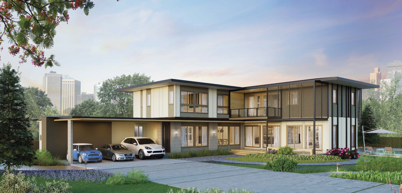Comfortable Modern House Guideline 5