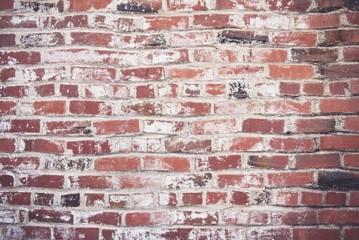 Brick Wall in Mumbai India