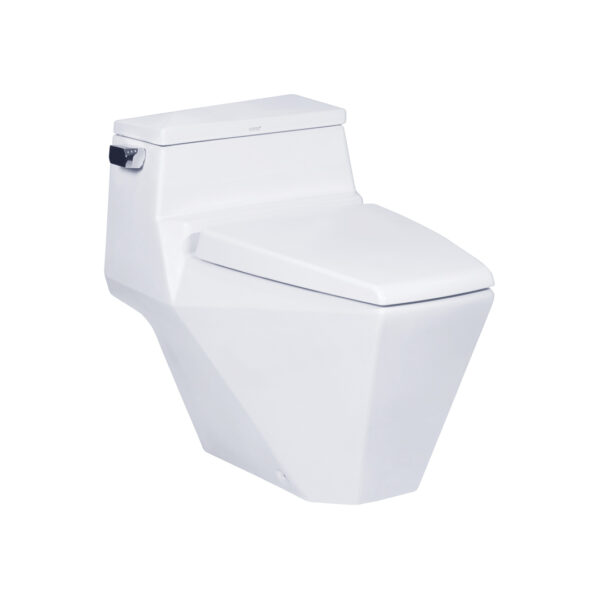 Cotto Glacier One Piece Toilet (Hyg