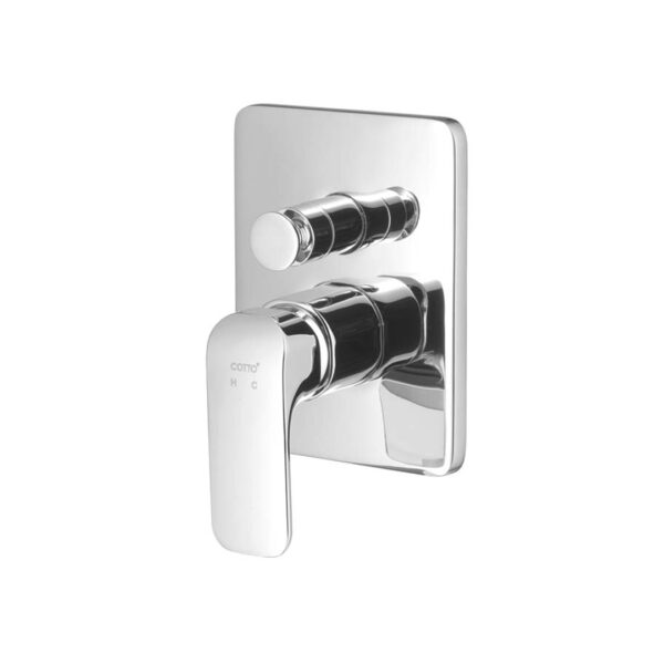 Cotto Lever Handle Concealed Mixer Stop Valve With Diverter, Scirocco Series - CT2145AD