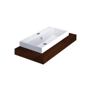 Cotto Quado 90 Above Counter Basin - C0900
