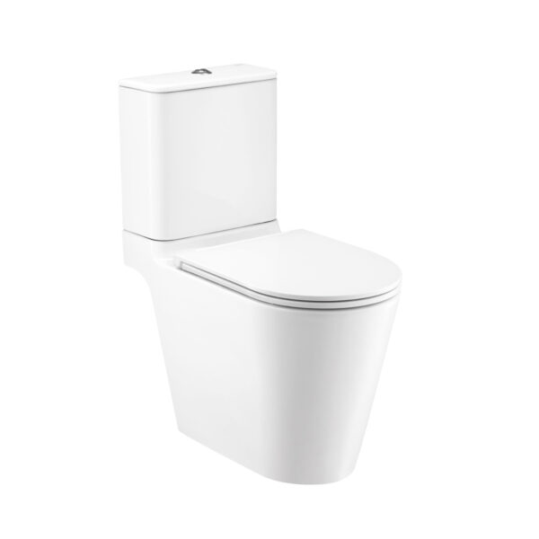 Cotto Simply Connect Two Piece Toilet (Hyg.) - C125117