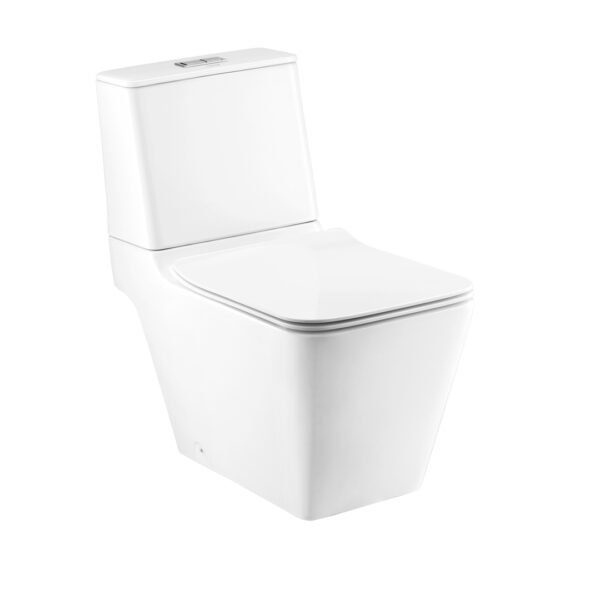 Cotto Simply modish Two piece Toilet (Hyg