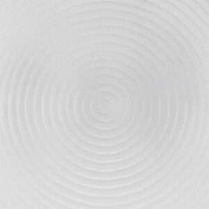 Cotto GP ZEN GARDEN ROUND WHITE 12X12 PM
