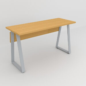 Rockworth Desk with Slim Taper Leg Beech finish