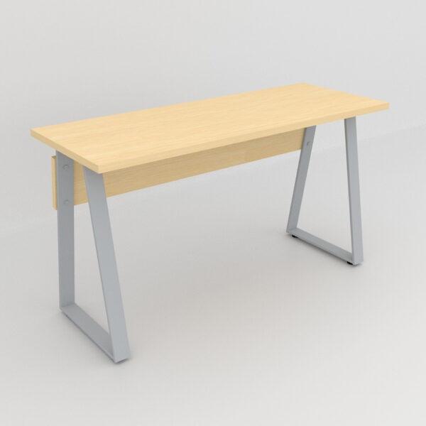 Rockworth Desk with Slim Taper Leg Maple finish